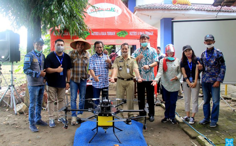 Spraying Project – Univ. Mercu Buana Yogyakarta
