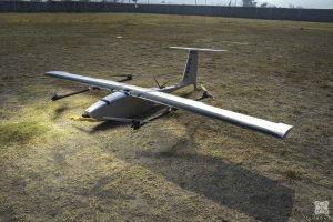 surveillance drone dengan teknologi VTOL