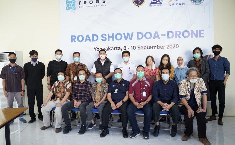 Road Show DOA – Drone 2020