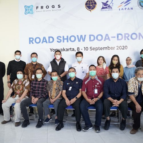 Road Show DOA – Drone Yogyakarta 2020