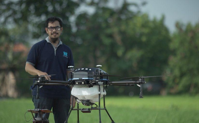 3 Alasan Drone Sekar Agri menjadi Pilihan Terbaik Drone Agriculture Sprayer